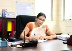 Mrs.A.S.Siriwardana assumed the duty as Librarian  of the UWU library.
